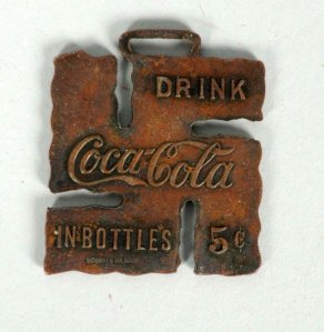 Boy, I bet the Coca-Cola company would like to forget that these collectibles exist.