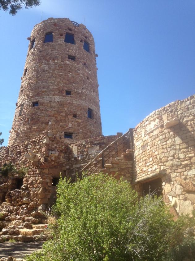 Tower Close-up
