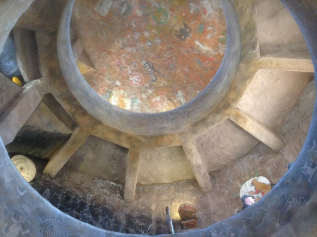 Tower Interior 3
