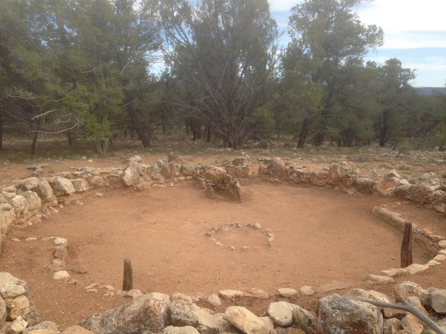 Yep. Here it is. The 800-year-old ancient place of worship. This is it.