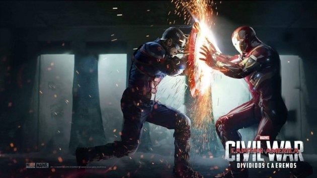 Captain America Civil War image from Blastr