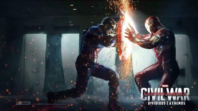 Captain America Civil War image from Blastr