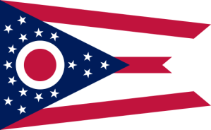 Flag of Ohio from Wikipedia