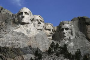 Mount Rushmore image by Dean Franklin
