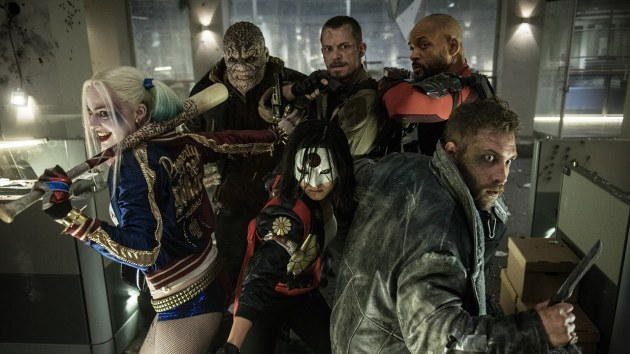 Suicide Squad image from Warner Bros Pictures