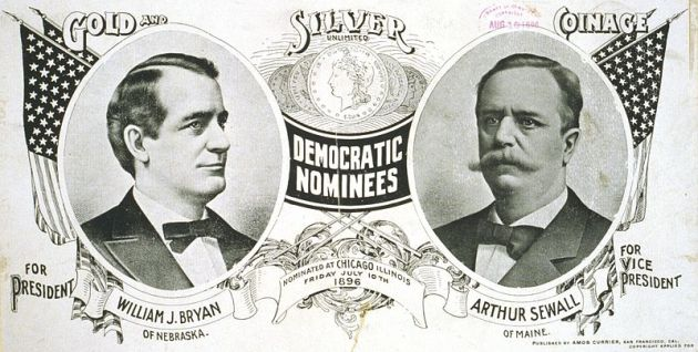 Bryan Sewall 1896 election poster from Wikimedia Commons