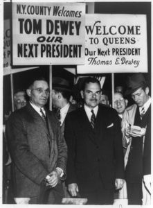 Dewey 1948 election image from the Library of Congress