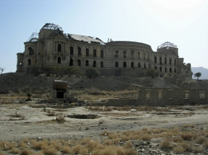 Darul-Aman Palace image by Carl Montgomery