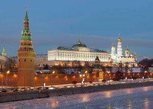Kremlin image by Pavel Kazachkov