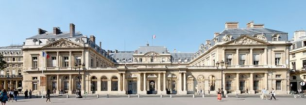 Palais Royal in Paris image by Marie-Lan Nguyen