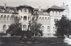 Vrana Palace image by the Bulgarian Archives State Agency