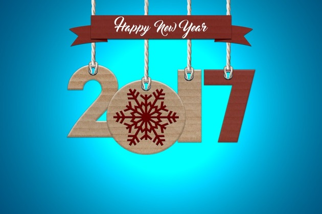 Happy Ne Year 2017 by Covi