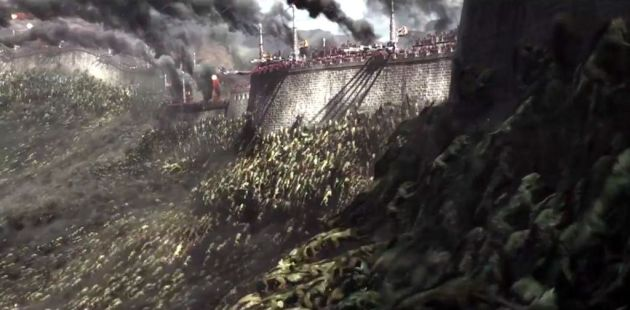 The Great Wall image from CGMeetup