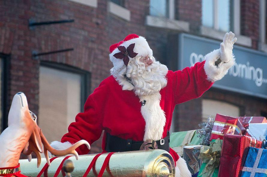 Santa Claus image by Randy Landicho
