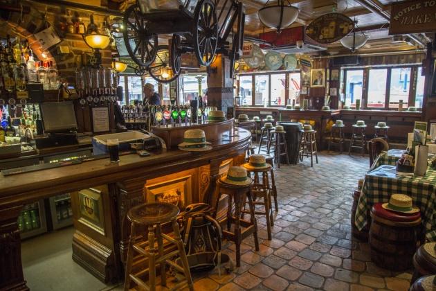 Irish pub image by George Hodan