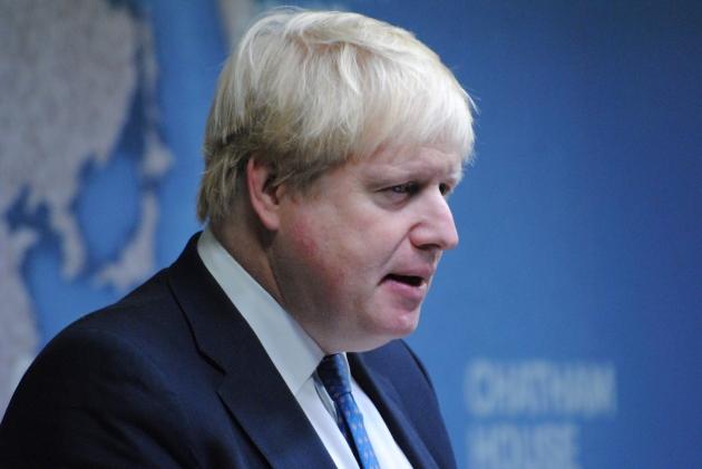 Boris Johnson image from Chatham House