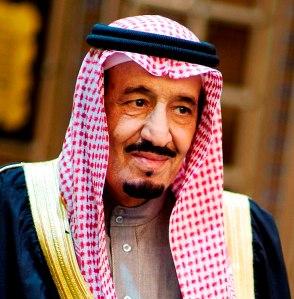 King Salman bin Abdull Aziz of Saudi Arabia image from the US Department of Defense