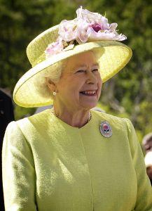 Queen Elizabeth II image by Bill Ingalls